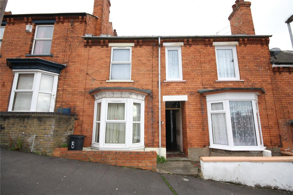2 Bedrooms Terraced House for sale in Frederick Street, Lincoln, Lincolnshire, LN2