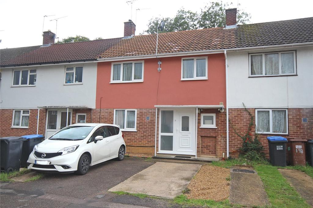 3 Bedrooms Terraced House for sale in Thistle Grove, Welwyn Garden City, Hertfordshire