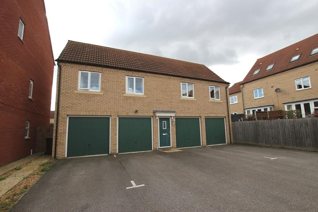 2 Bedrooms Apartment Flat for sale in Orford Close, Ely