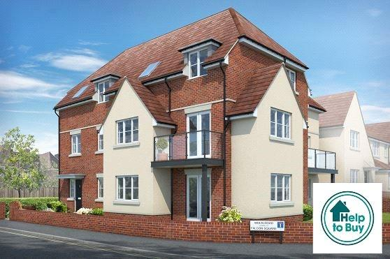 1 Bedroom Flat for sale in Eagle Point, Eastleigh, Hampshire, SO50