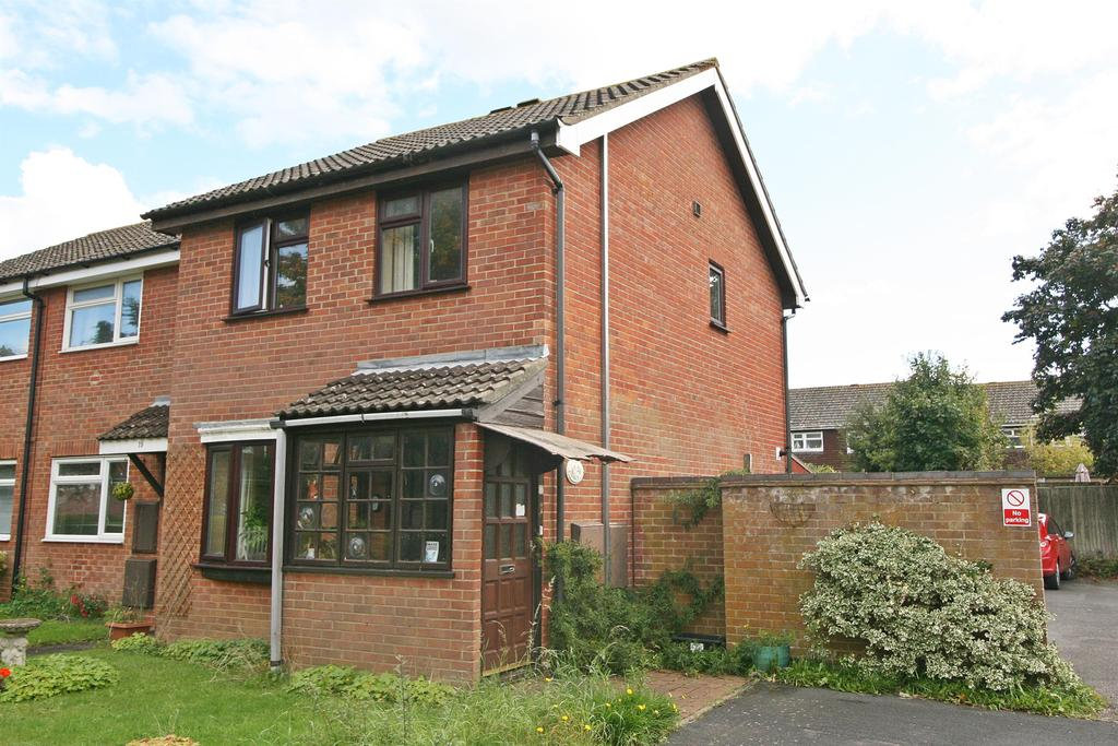 3 Bedrooms End Of Terrace House for sale in Friars Croft, Netley Abbey, Southampton, SO31 5PZ