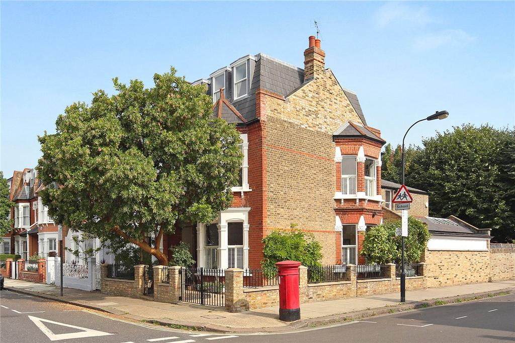 6 Bedrooms Detached House for sale in Cloncurry Street, London, SW6