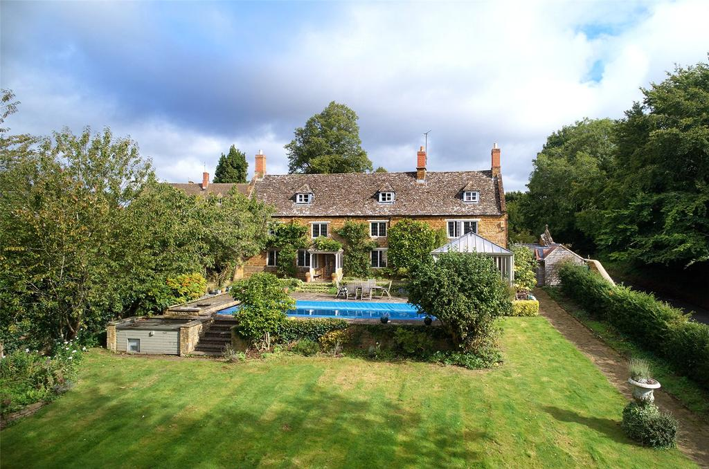 7 Bedrooms Detached House for sale in Manor Road, Adderbury, Banbury, Oxfordshire, OX17