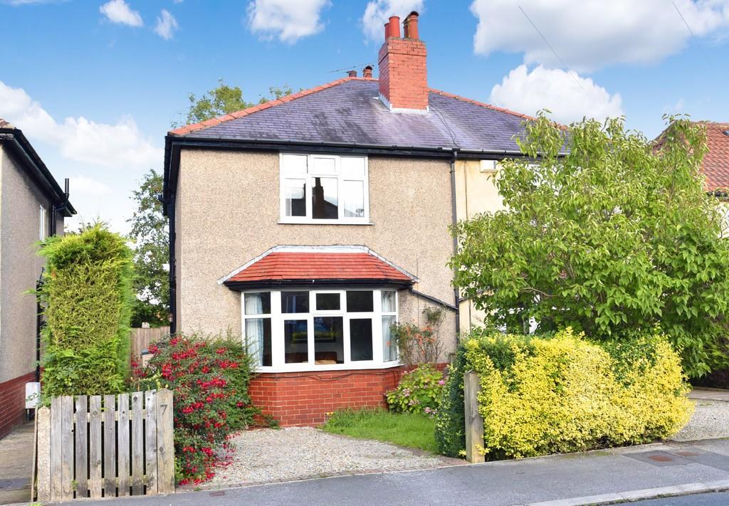 3 Bedrooms Semi Detached House for sale in Halstead Road, Harrogate