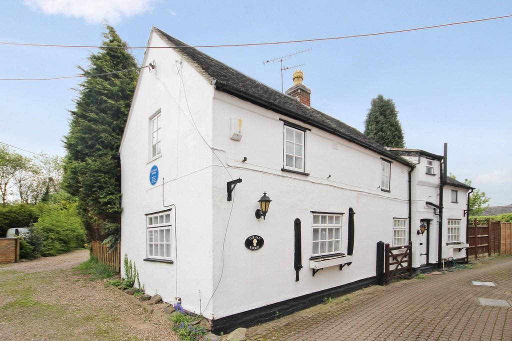 3 Bedrooms Detached House for sale in Grace Dieu Road, Whitwick
