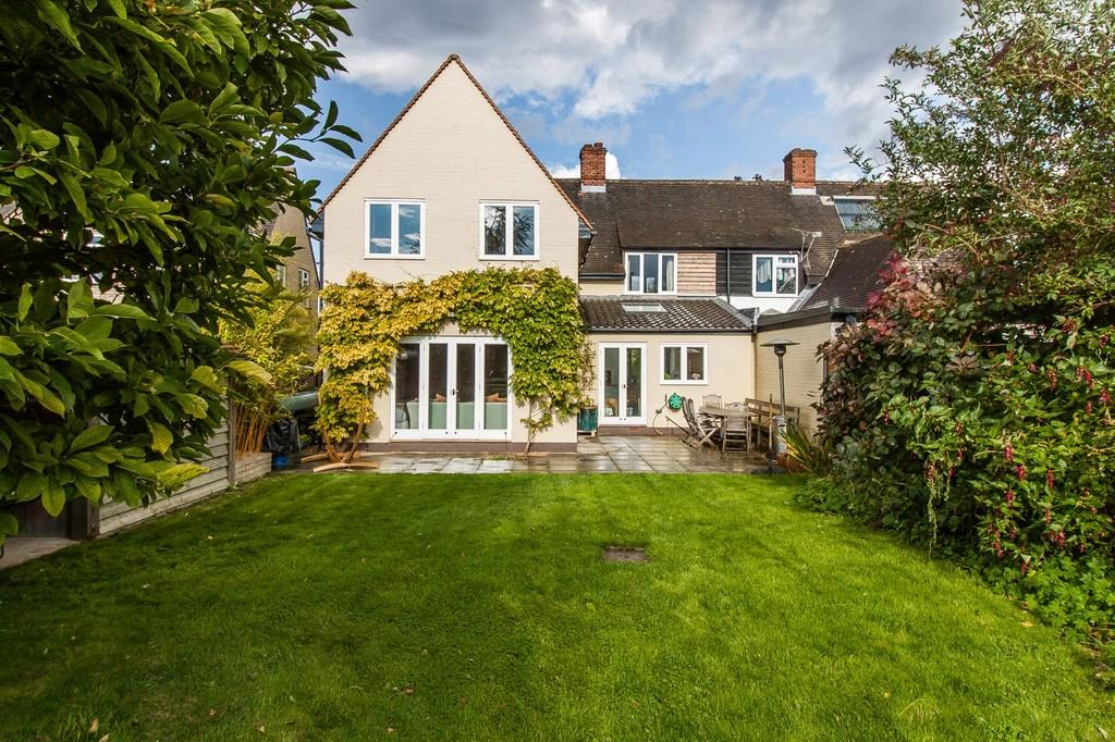 4 Bedrooms Semi Detached House for sale in Coton Road, Grantchester
