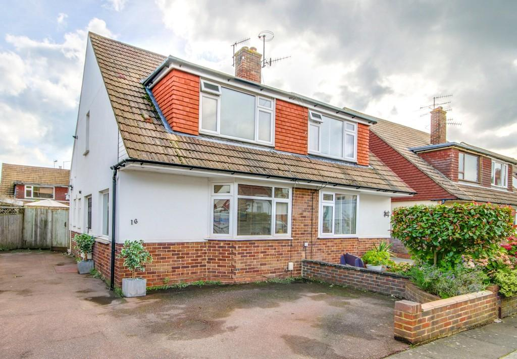 2 Bedrooms Chalet House for sale in Portslade