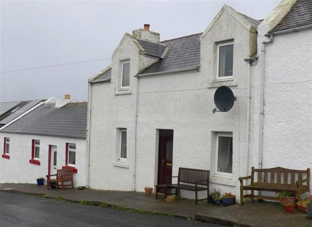 3 Bedrooms Cottage House for sale in 8 High Street, Portnahaven, Isle of Islay, PA47 7SN