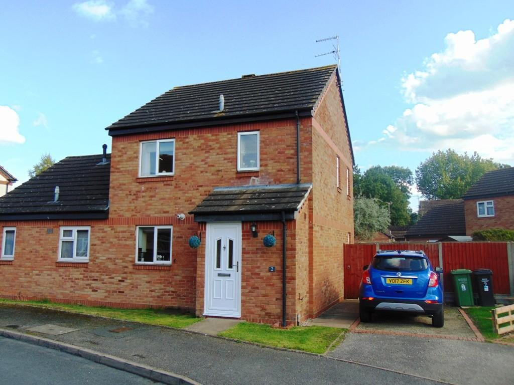 3 Bedrooms Semi Detached House for sale in Larch Road, Evesham