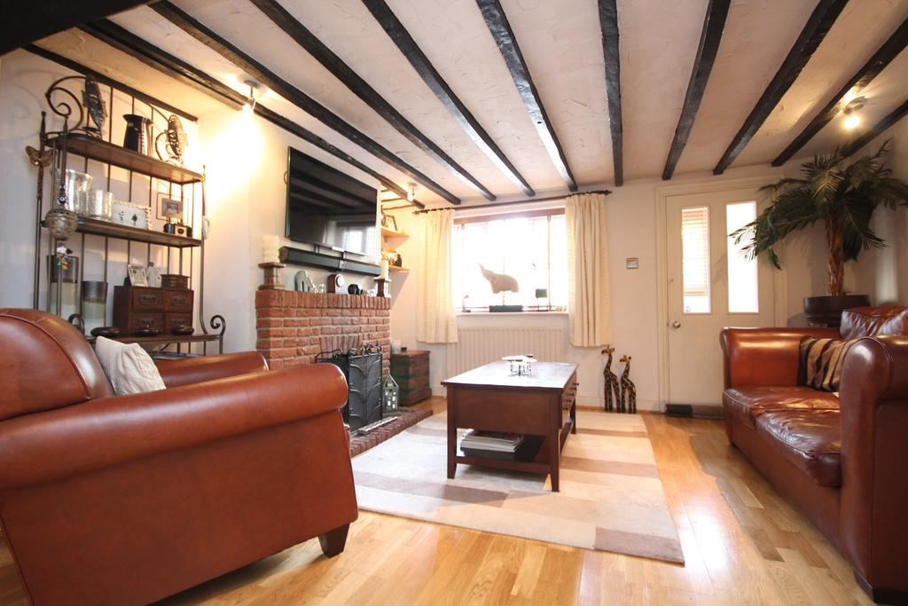 3 Bedrooms End Of Terrace House for sale in High Street, Meppershall, SG17
