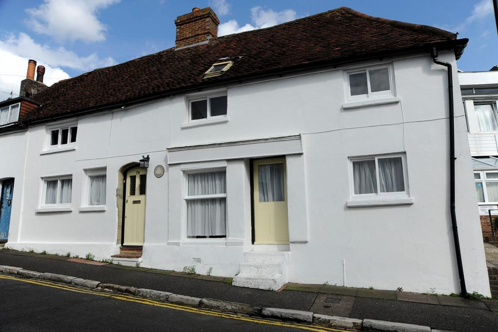 4 Bedrooms Terraced House for sale in Ocklynge Road, Eastbourne, BN21