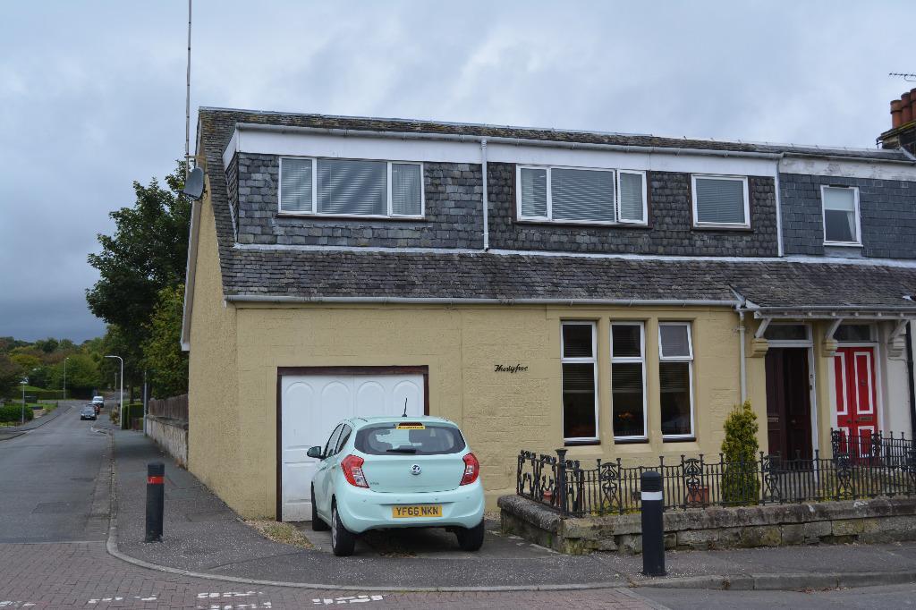 5 Bedrooms Semi Detached House for sale in Blinkbonny Road, Falkirk, Falkirk, FK1 5BY