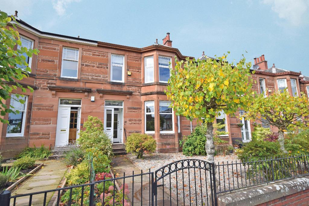 4 Bedrooms Terraced House for sale in Ormonde Drive , Netherlee , Glasgow, G44 3RF