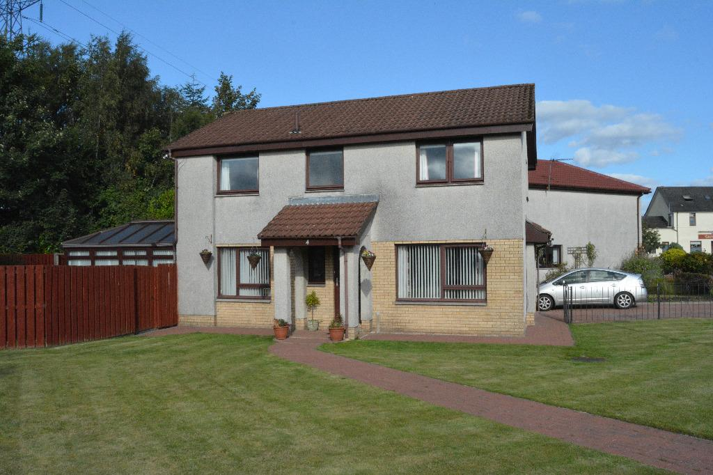 4 Bedrooms Detached House for sale in Park Road, New Carron Village, Falkirk, FK2 7PR