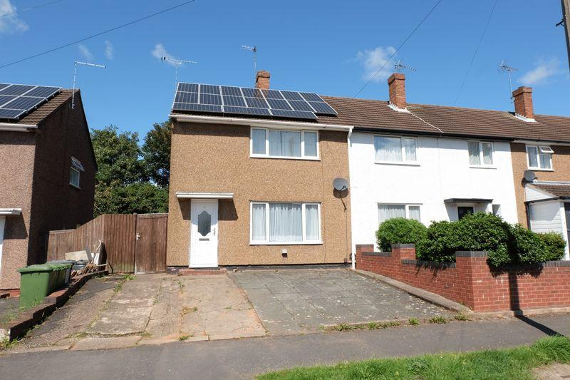 2 Bedrooms End Of Terrace House for sale in Hawford Avenue, Kidderminster DY10 3BH