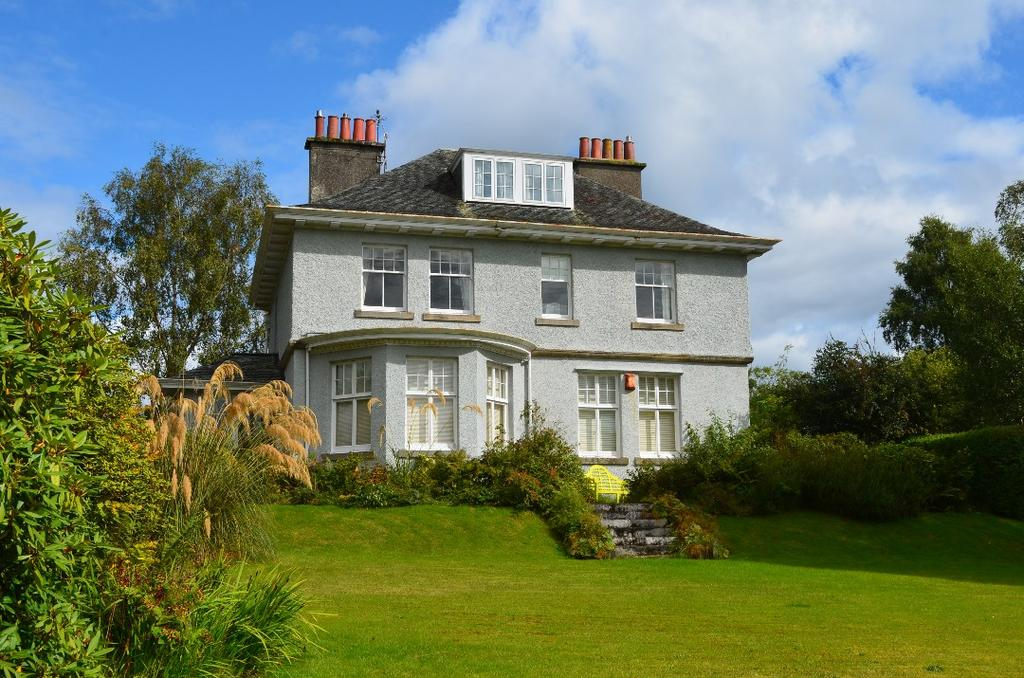 4 Bedrooms Apartment Flat for sale in Easterhill Road, Upper Torbeg, Helensburgh, Argyll Bute, G84 9JE