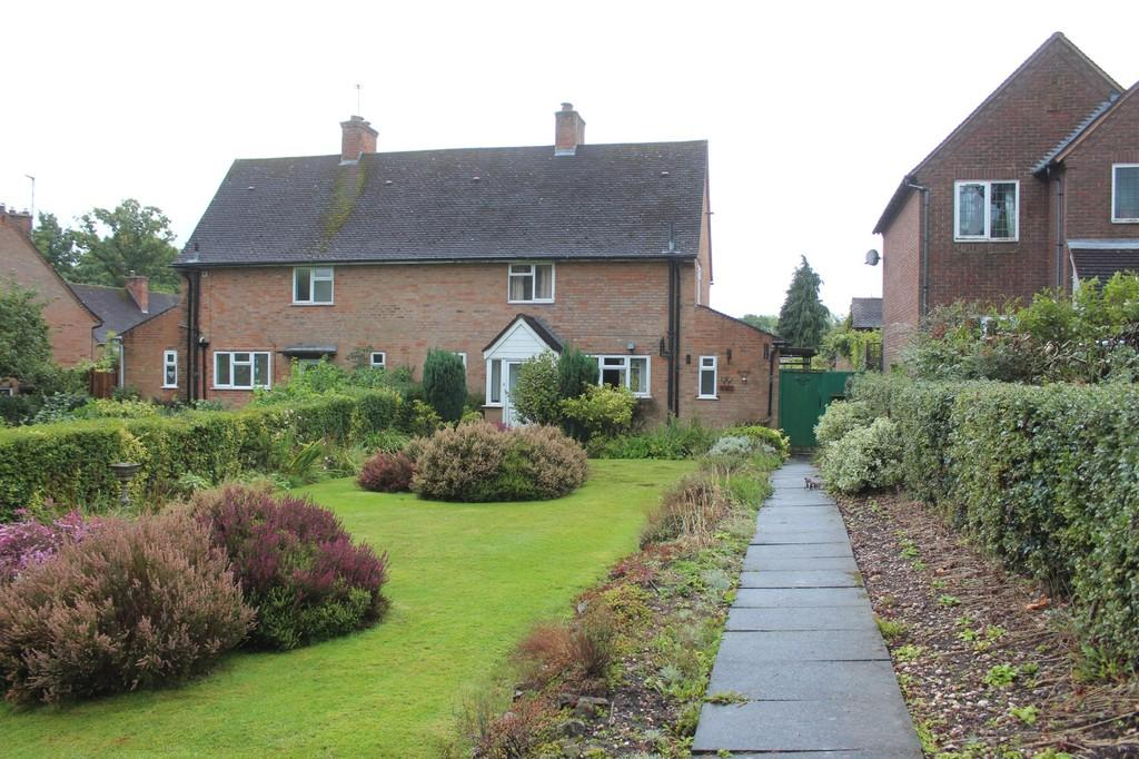2 Bedrooms Semi Detached House for sale in Brome Hall Lane, Lapworth