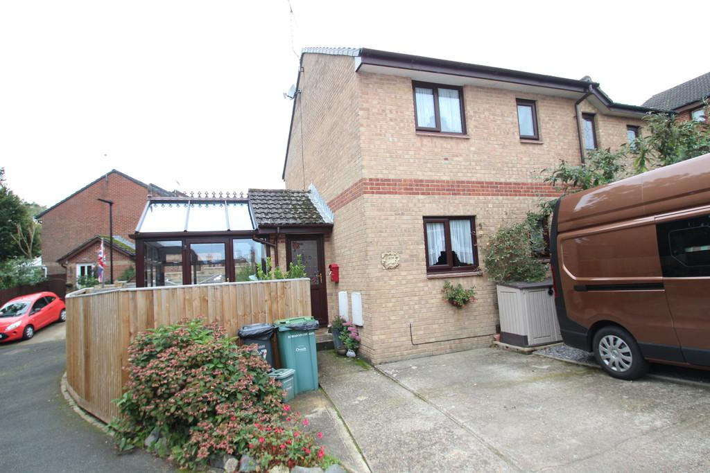 1 Bedroom End Of Terrace House for sale in Mary Rose Avenue, Wootton Bridge