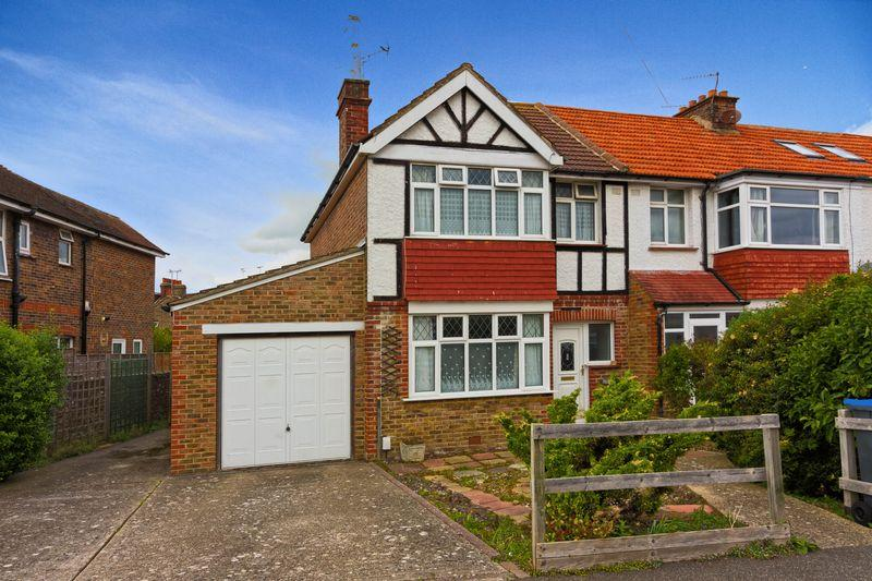 4 Bedrooms Terraced House for sale in Ripley Road, Worthing