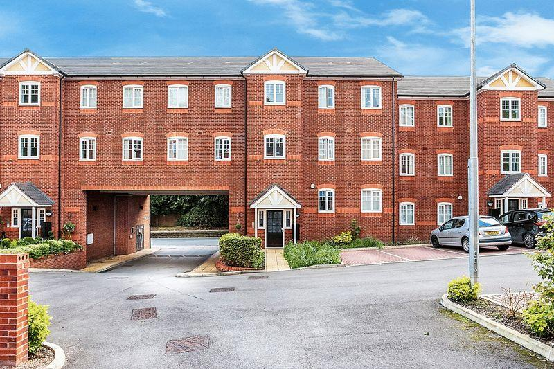 2 Bedrooms Apartment Flat for sale in Canal Street, Congleton