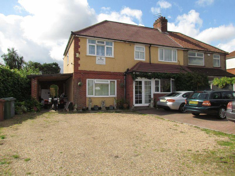 6 Bedrooms Terraced House for sale in Reepham Road, Hellesdon, Norwich