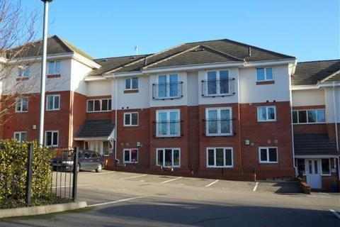 2 bedroom flat to rent - Old School Court,Peggs Close