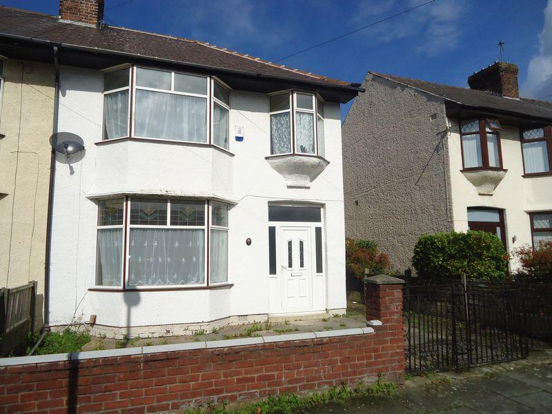 3 Bedrooms Semi Detached House for sale in Yewdale Road, Liverpool