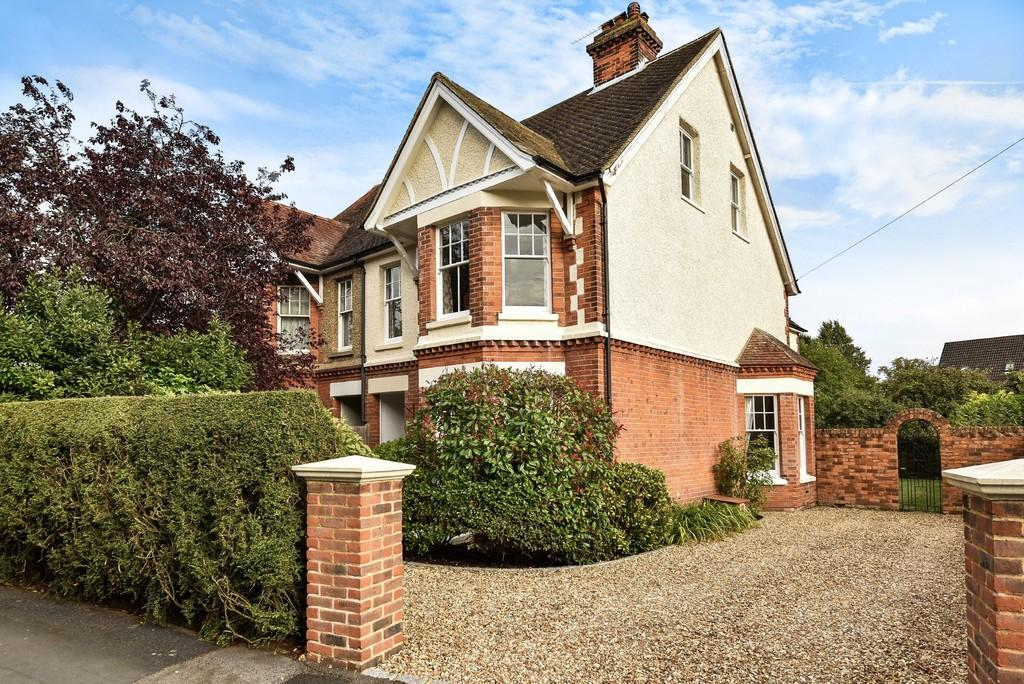 5 Bedrooms Semi Detached House for sale in Ridgway Road, Farnham