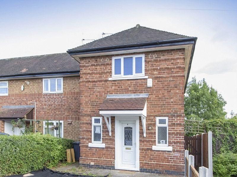 3 Bedrooms Semi Detached House for sale in RENFREW STREET, CHADDESDEN