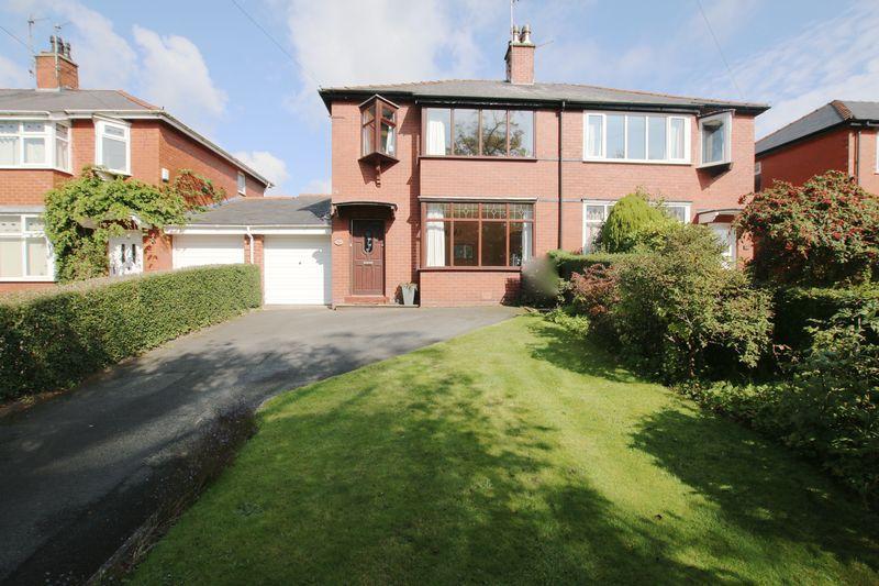 3 Bedrooms Semi Detached House for sale in Marsh Lane, Longton