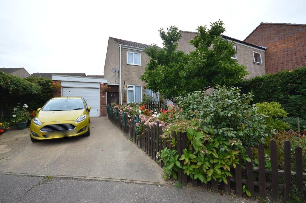 3 Bedrooms End Of Terrace House for sale in Laing Road, Colchester
