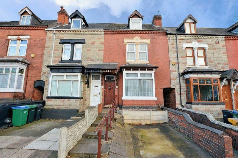 4 Bedrooms Terraced House for sale in Beakes Road, Smethwick
