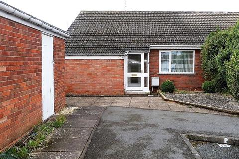 2 bedroom semi-detached bungalow for sale - St Ives Road, Little Hill, Wigston, Leicestershire