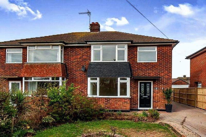 3 Bedrooms Semi Detached House for sale in Danesfield Avenue, Waltham