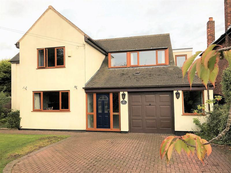 4 Bedrooms Detached House for sale in Mill Hill Road, Irby