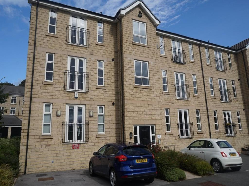 2 Bedrooms Apartment Flat for sale in Rowlands Close, Thornton