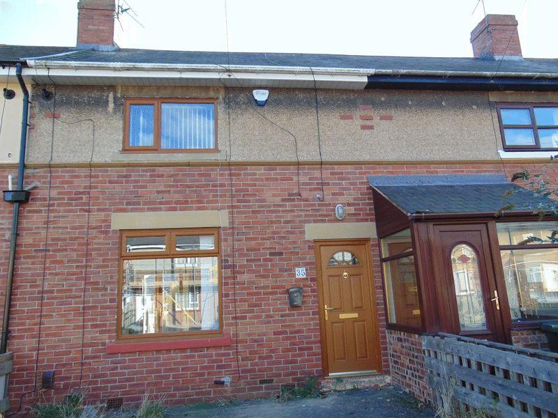 2 Bedrooms Terraced House for sale in Myrtle Crescent, Forest Hall, Newcastle Upon Tyne