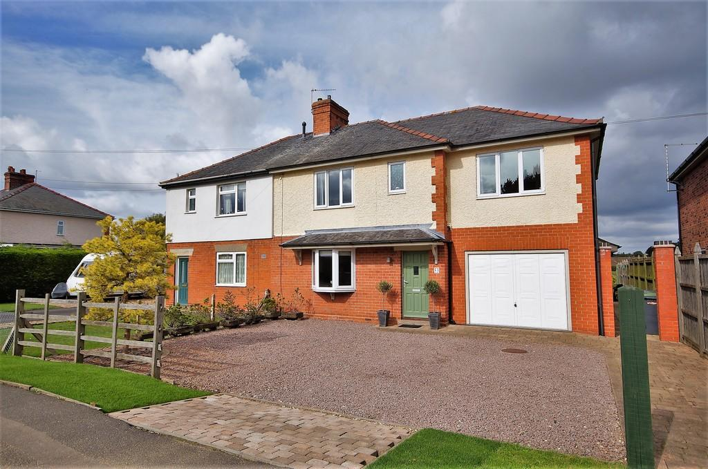 4 Bedrooms Semi Detached House for sale in Fen Road, Heighington