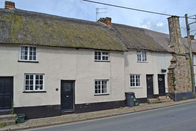 2 Bedrooms Terraced House for sale in School Street, Sidford, Sidmouth