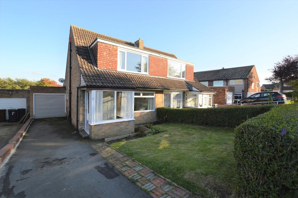 3 Bedrooms Semi Detached House for sale in Moorlands, Prudhoe