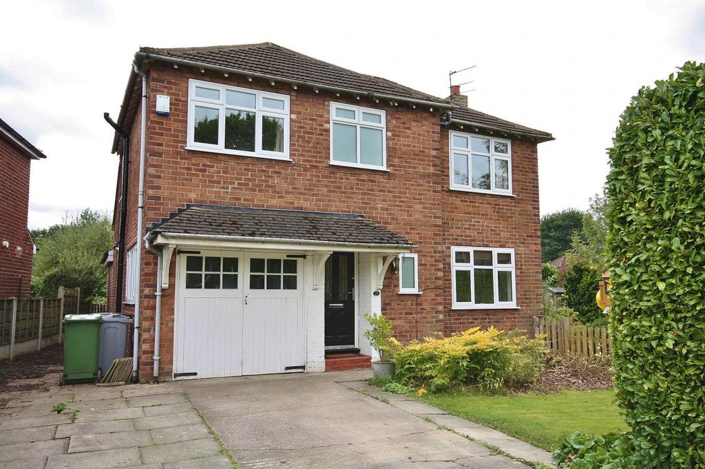 4 Bedrooms Detached House for sale in Eastward Avenue, Wilmslow