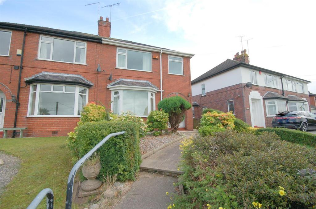 3 Bedrooms Semi Detached House for sale in Rye Hills, Bignall End