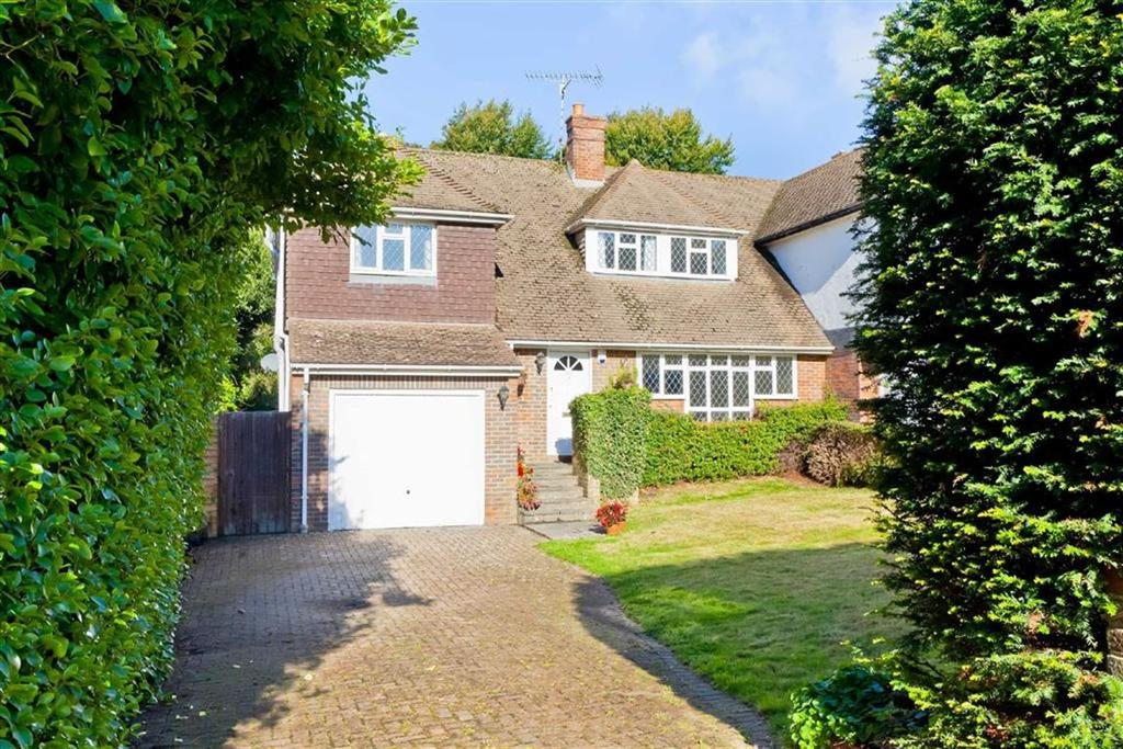 4 Bedrooms Semi Detached House for sale in Woodland Drive, Hove, East Sussex