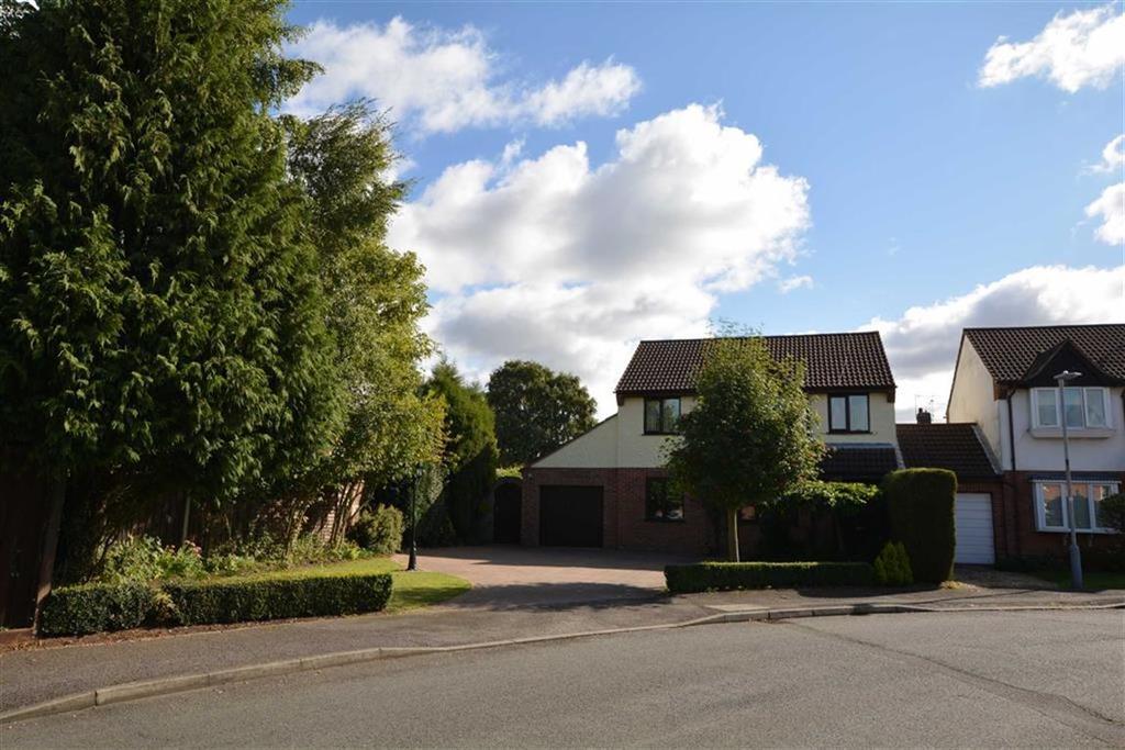 4 Bedrooms Detached House for sale in Nelson Road, Balderton, Nottinghamshire, NG24