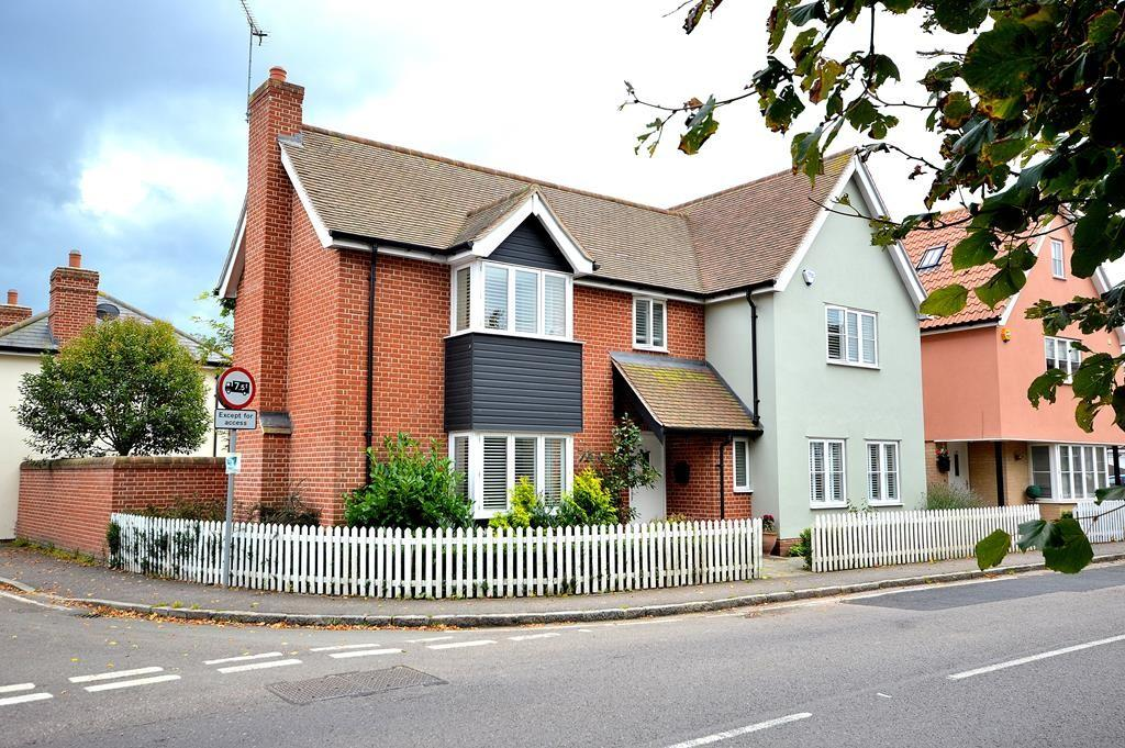 4 Bedrooms Detached House for sale in North Street, Tolleshunt D'Arcy, Maldon, Essex, CM9