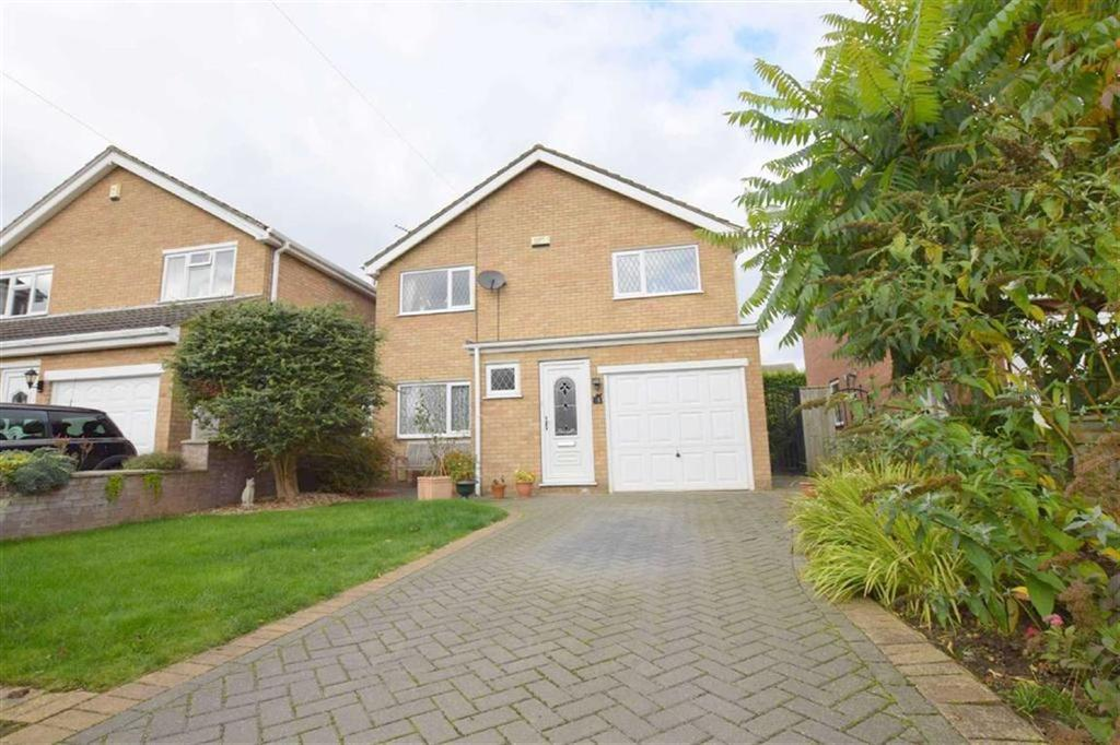 4 Bedrooms Detached House for sale in Archer Road, Waltham, North East Lincolnshire