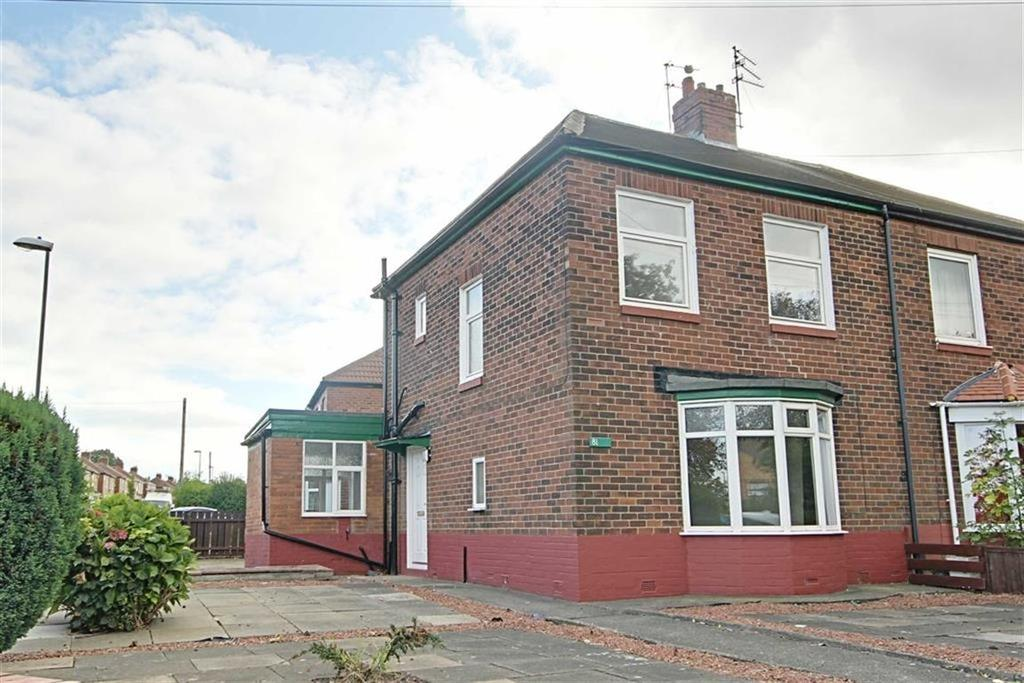 3 Bedrooms Semi Detached House for sale in Newcastle Road, South Shields, Tyne And Wear