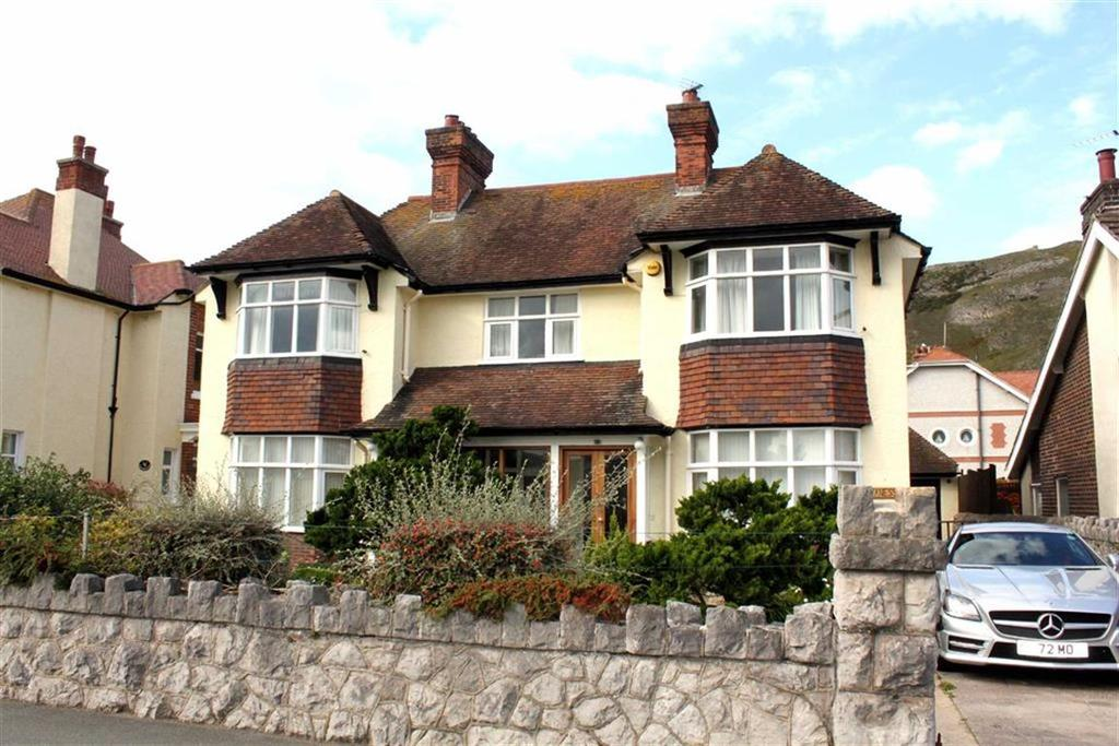 4 Bedrooms Detached House for sale in Gloddaeth Avenue, Llandudno, Conwy