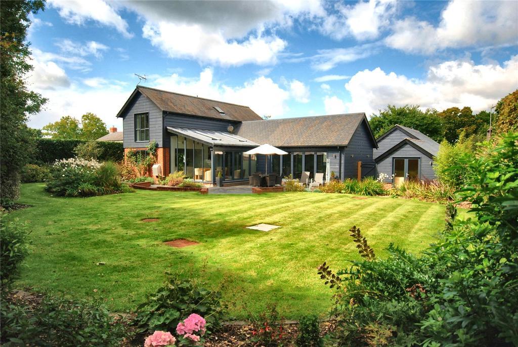 3 Bedrooms Detached House for sale in Purlieu Lane, Godshill, Fordingbridge, Hants, SP6