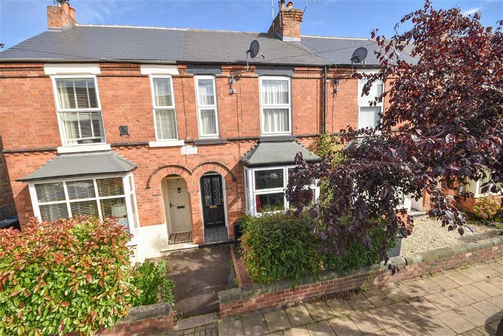 3 Bedrooms Terraced House for sale in Byron Road, West Bridgford